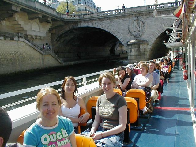 8 Paris - River Seine 2004